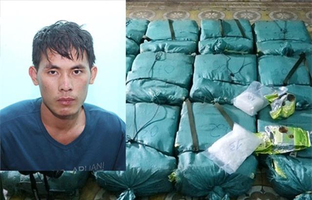 Khởi tố thanh niên người Lào vận chuyển trái phép hơn 3 tạ ma tuý đá ở Quảng Bình