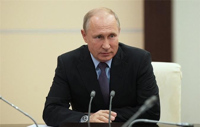 """Tổng thống Putin nói gì khi Thổ Nhĩ Kỳ """"né"""" thỏa thuận vùng đệm Idlib - Syria?"""