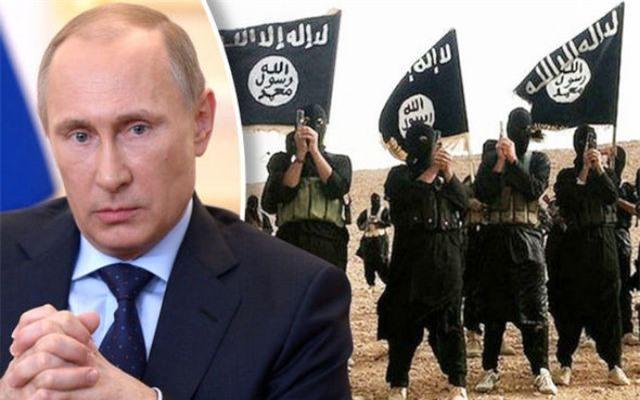 Mỹ phản pháo tuyên bố sốc về IS của Putin