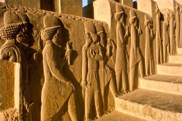 Giải mã bí ẩn về đế chế lớn nhất thời cổ đại