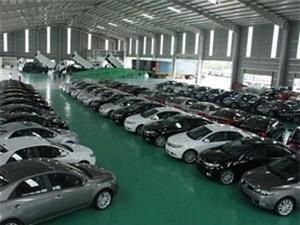 Số lượng ô tô nguyên chiếc nhập khẩu vào Việt Nam bất ngờ tăng mạnh