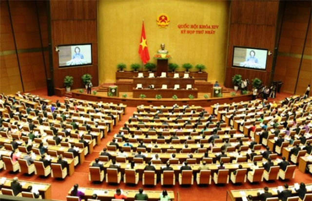 Hôm nay, Quốc hội khai mạc Kỳ họp 6, trình nhân sự bầu Chủ tịch nước