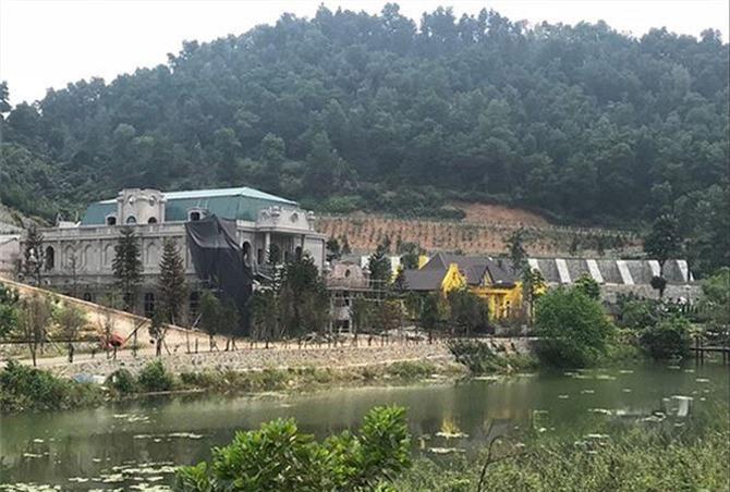 Hà Nội chính thức thanh tra toàn diện đất rừng xây biệt thự tại Sóc Sơn