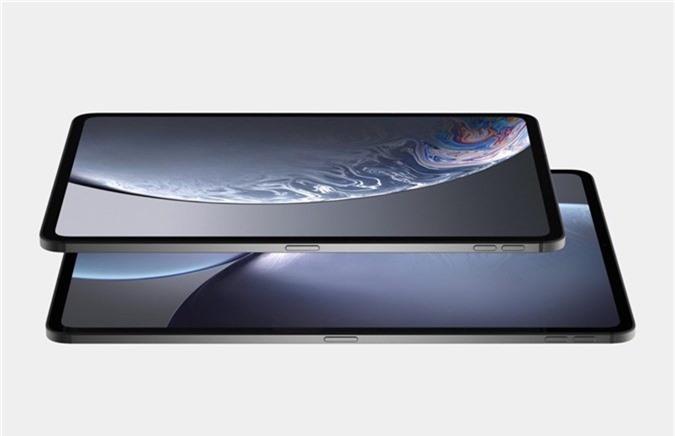 Ban mau iPad Pro 2018 - man hinh tran vien, ho tro Face ID hinh anh 1