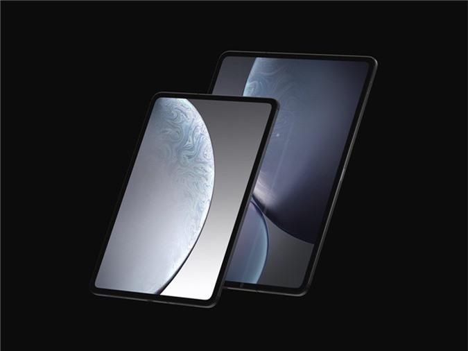 Ban mau iPad Pro 2018 - man hinh tran vien, ho tro Face ID hinh anh 3