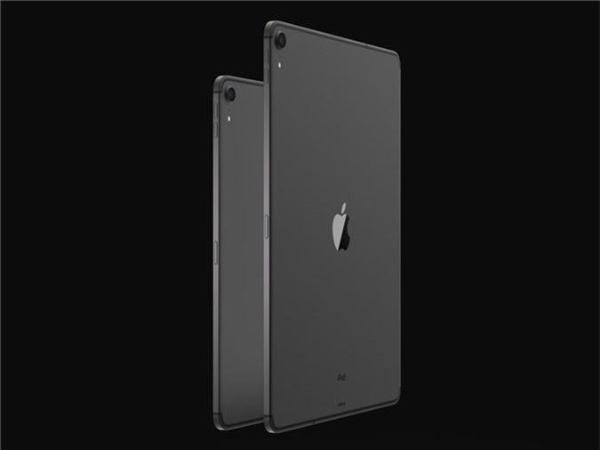 Ban mau iPad Pro 2018 - man hinh tran vien, ho tro Face ID hinh anh 4