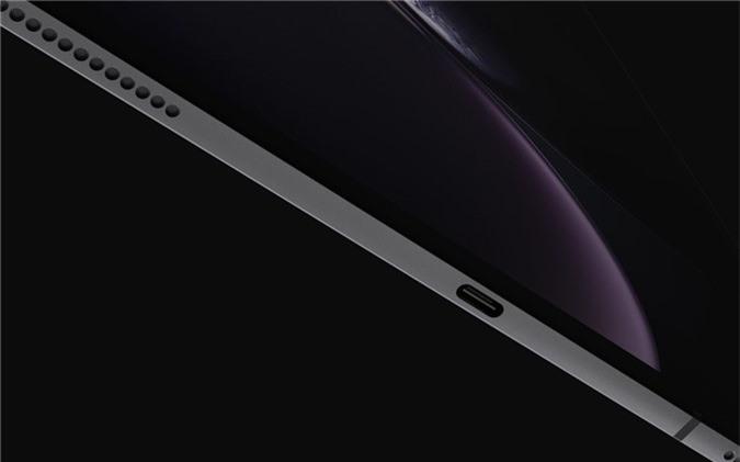 Ban mau iPad Pro 2018 - man hinh tran vien, ho tro Face ID hinh anh 6
