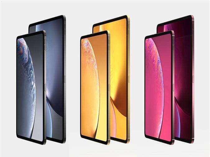 Ban mau iPad Pro 2018 - man hinh tran vien, ho tro Face ID hinh anh 7