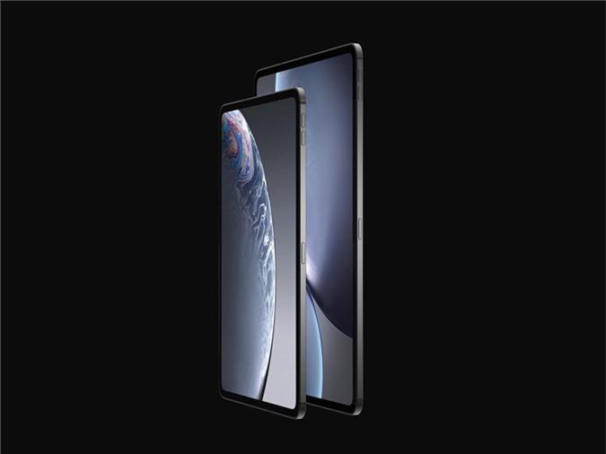 Ban mau iPad Pro 2018 - man hinh tran vien, ho tro Face ID hinh anh 8