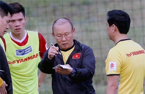 Thầy Park nhận tin vui, tuyển Việt Nam háo hức đấu Seoul E-land