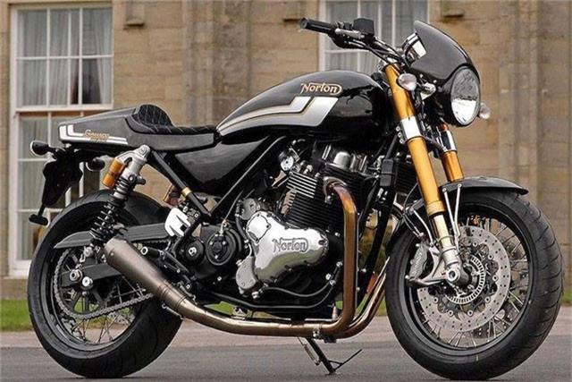 Cận cảnh môtô hoài cổ Norton Commando 961 Street giá 535 triệu. Phiên bản đặc biệt của mẫu xe môtô Norton Commando 961 Street, mới đây vừa được hãng xe máy đình đám tại Anh Quốc công bố với mức giá từ 17.950 Bảng Anh (khoảng 535 triệu đồng). (CHI TIẾT)