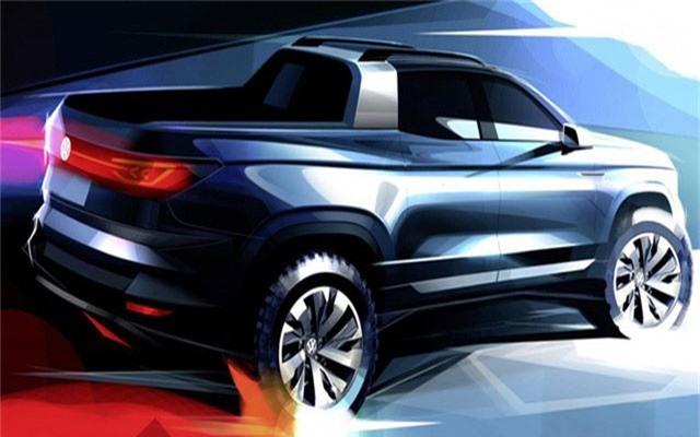 Volkswagen sẽ ra thêm xe bán tải cỡ nhỏ vào tháng 11 tới. Nhà sản xuất ô tô Đức cho biết sẽ cho ra mắt một mẫu xe bán tải mới sử dụng khung gầm liền khối tại Triển lãm ô tô quốc tế Sao Paulo, Brazil vào tháng 11 tới. (CHI TIẾT)
