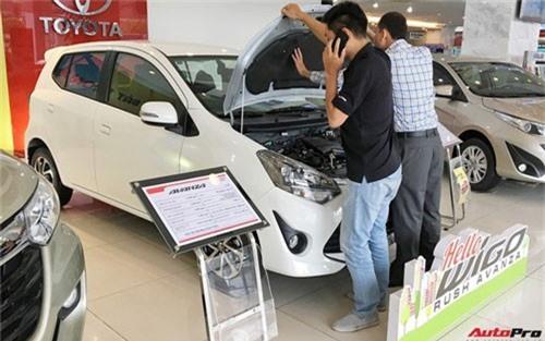 Xe nhỏ giá rẻ 2019: Xe lắp ráp và xe nhập cạnh tranh khốc liệt của VinFast. Thêm mẫu xe Nhật gia nhập phân khúc xe nhỏ giá rẻ cộng thêm 2 mẫu xe của VinFast sẽ khiến thị trường trở nên sôi động hơn. (CHI TIẾT)