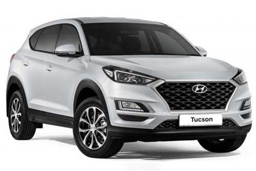 Hyundai Tucson facelift 2019.