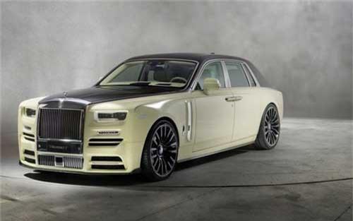Mansory tung bản độ Rolls-Royce Phantom đẹp như mơ. Phần nhiều các bản độ của những mẫu xe siêu sang như Rolls-Royce làm mất đi vẻ quý phái của phiên bản gốc và ví dụ mới nhất tới từ Mansory cũng không ngoại lệ. (CHI TIẾT)
