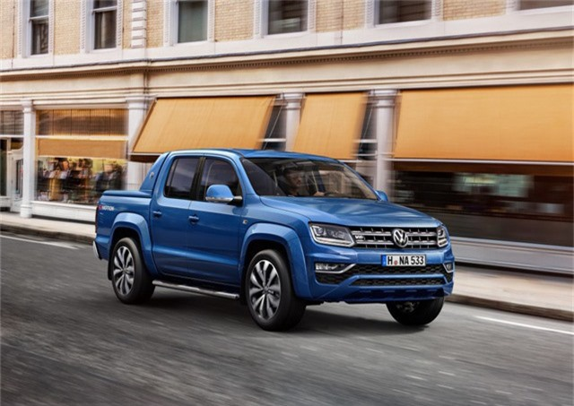 Volkswagen ra mắt bán tải đắt hơn cả Mercedes-Benz X-Class - Ảnh 1.