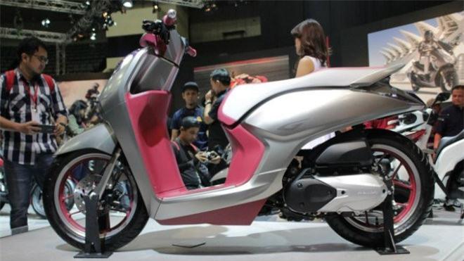 Honda Project G Concept tại IMOS 2018.