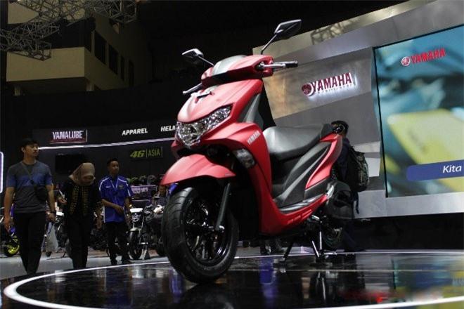 Yamaha Free Go khởi bán tại Indonesia từ tháng 11 này và có 3 phiên bản, gồm: Free Go (LTK125) giá 18,5 triệu IDR (28,8 triệu VNĐ); Free Go S (LTK125-I) giá 19,7 triệu IDR (30,75 triệu VNĐ); và Free Go S (LTK125-A) giá 22,5 triệu IDR (35,1 triệu VNĐ)