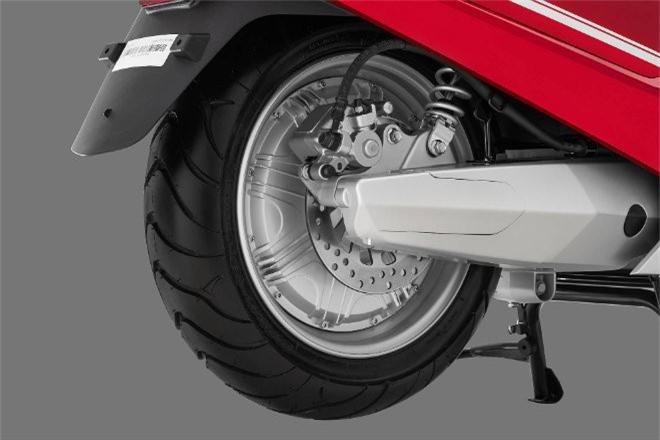Động cơ điện có khả năng chống nước tốt.