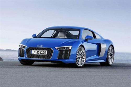 9. Audi R8 (giá khởi điểm: 166.150 USD).