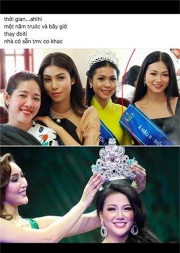 Trong nua nam, nhan sac Hoa hau Phuong Khanh thay doi chong mat-Hinh-4