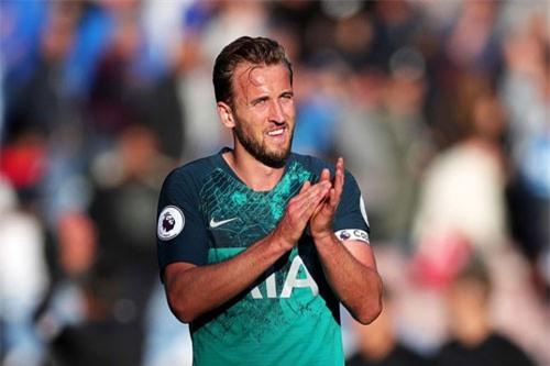2. Harry Kane (Tottenham, 197,3 triệu euro).