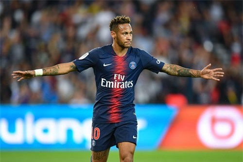 3. Neymar (PSG, 197 triệu euro).