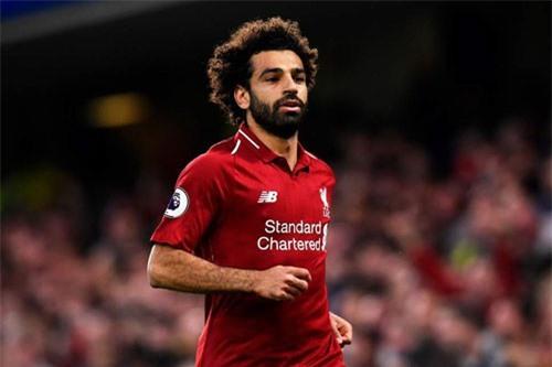 4. Mohamed Salah (Liverpool, 173 triệu euro).