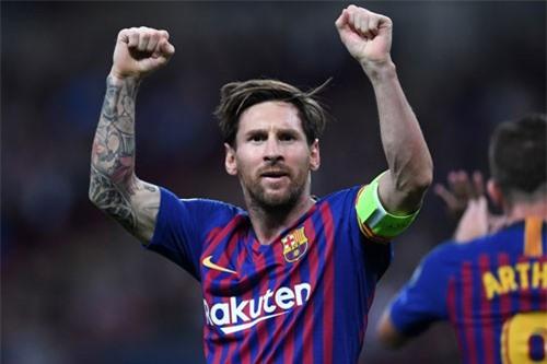 6. Lionel Messi (Barcelona, 170,6 triệu euro).