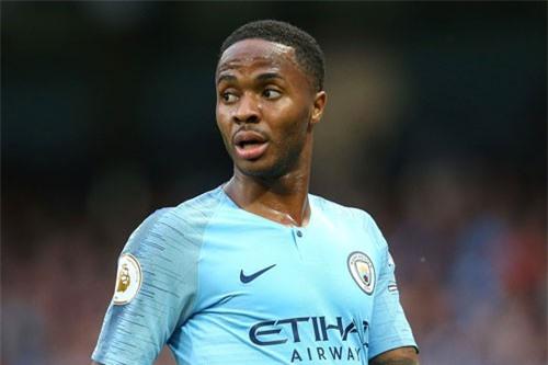 7. Raheem Sterling (Man City, 164,6 triệu euro).