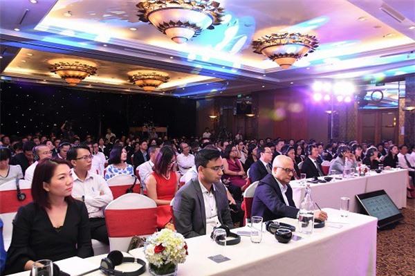 Rất đông các doanh nghiệp trong và ngoài nước tham dự hội thảo (Ảnh: ĐL)