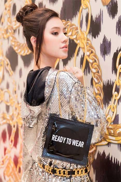 Cả Hoa hậu Kỳ Duyên và Jolie Nguyễn đều đã hủy kết bạn, hủy theo dõi nhau trên trang cá nhân  Ảnh: H&M
