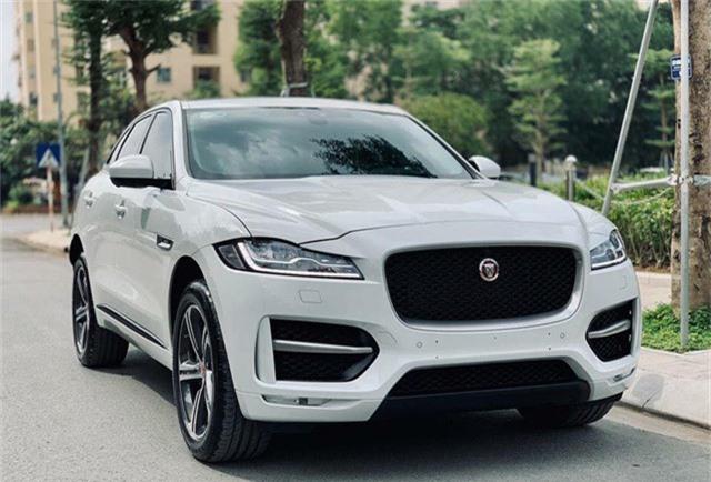 Mới lăn bánh 868 km, Jaguar F-Pace R-Sport đã bị đại gia Việt bán vội với giá trên 4 tỷ đồng - Ảnh 3.