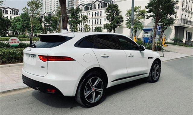 Mới lăn bánh 868 km, Jaguar F-Pace R-Sport đã bị đại gia Việt bán vội với giá trên 4 tỷ đồng - Ảnh 7.