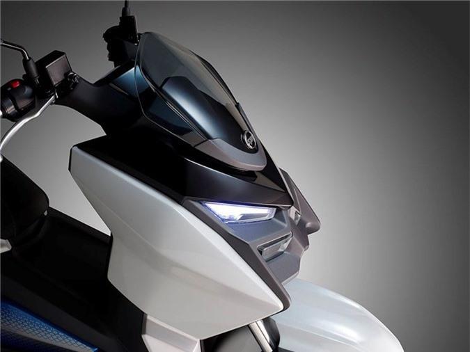 Xe tay ga chạy điện SYM EE1 có thể đạt vận tốc 130km/h ảnh 11
