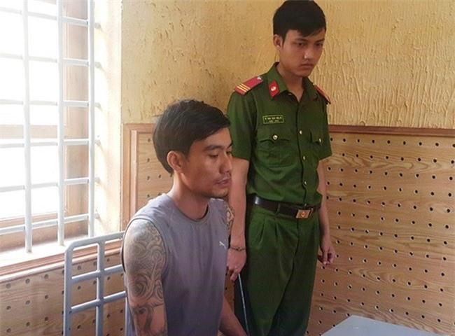 """-Trùm """"bảo kê"""" thu mua nông sản ở Krông Búk, Đắk Lắk bị bắt (Ảnh: TA)"""