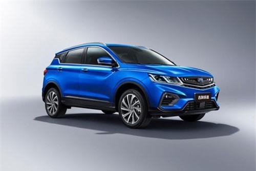 Xe crossover sang trọng, giá rẻ bất ngờ. Geely vừa giới thiệu mẫu crossover cỡ nhỏ mang tên Bin Yue tại thị trường Trung Quốc. Geely Bin Yue được xây dựng trên nền tảng mô-đun BMA của công ty được phát triển cùng với Volvo. (CHI TIẾT)