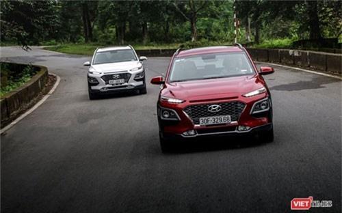 Vượt qua Grand i10, Accent tạm chiếm ngôi vương xe Hyundai bán chạy nhất tháng. Theo thông báo kết quả bán hàng mới nhất của Hyundai Thành Công, tổng doanh số tháng 10/2018 tăng 16% so với tháng trước, đạt 6.510 xe, cộng dồn 10 tháng đầu năm 2018 đạt 51.046 xe. (CHI TIẾT)