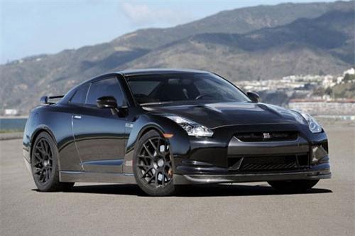 =9. Nissan GT-R AMS Alpha 12 2011 (công suất tối đa: 1.500 mã lực).