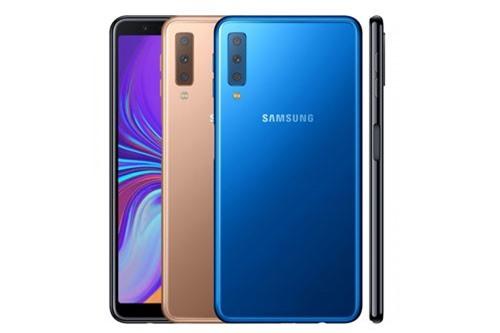 Samsung Galaxy A8 Plus (2018).