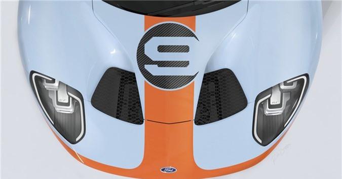 Sieu pham Ford GT 2019 mau thien thanh dac biet hinh anh 3