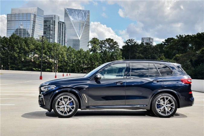 Xe BMW X5 se duoc san xuat tai Trung Quoc? hinh anh 1