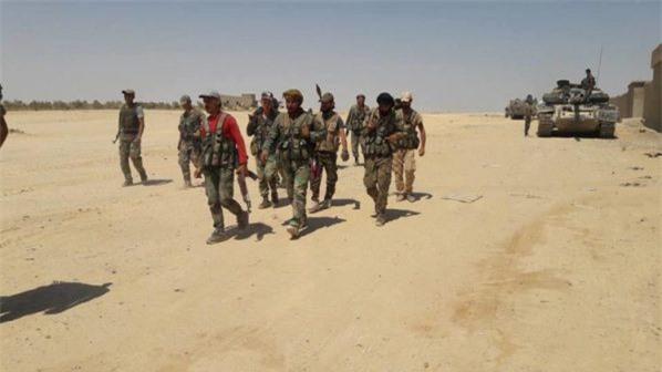 """IS mất """"quân bài mặc cả"""" cuối cùng ở Nam Syria"""