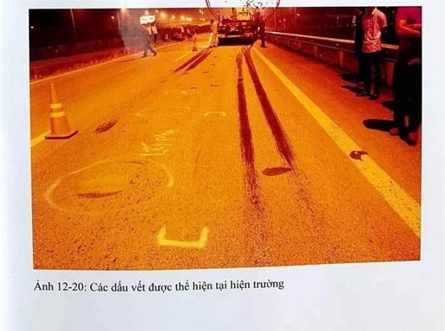 Vụ lùi xe trên cao tốc: Lộ chứng cứ lái xe Hoàng vô tội