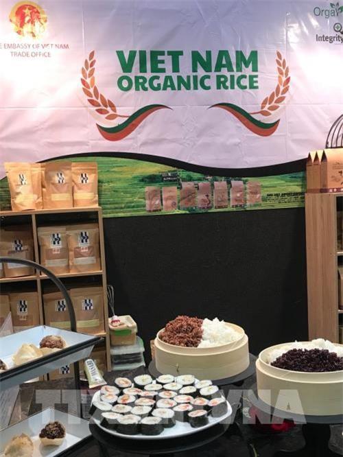 Gạo hữu cơ Việt Nam: Thu hút sự chú ý trước khi 'thâm nhập' vào hệ thống bán lẻ tại New Zealand