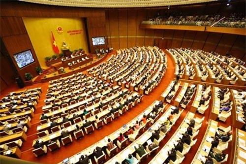 Sáng nay 13/11, Quốc hội thảo luận về phòng ngừa tội phạm, phòng chống tham nhũng