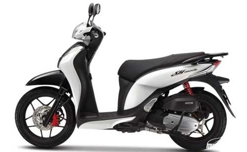 Honda SH chênh tới 12 triệu đồng so với giá đề xuất