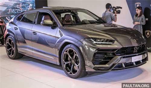 """Soi"" Lamborghini Urus giá 255.000 USD"