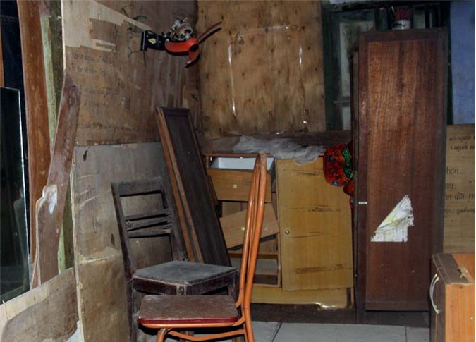 Clip: Nhà khách Tỉnh ủy Lai Châu xuống cấp nghiêm trọng, nguy cơ đổ sập bất cứ lúc nào