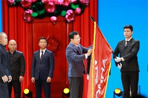Tập đoàn Sơn Hà kỷ niệm 20 năm và đón nhận Huân chương Lao động hạng Nhì